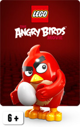 LEGO® Angry Birds