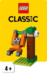 LEGO® Classic - Steine & Co