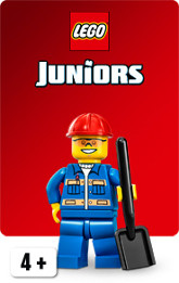 LEGO® 4+ / Juniors