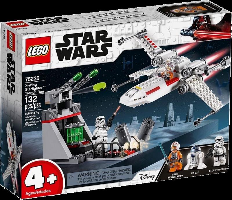 LEGO® Star Wars™ 75235 - X-Wing Starfighter™ Trench Run