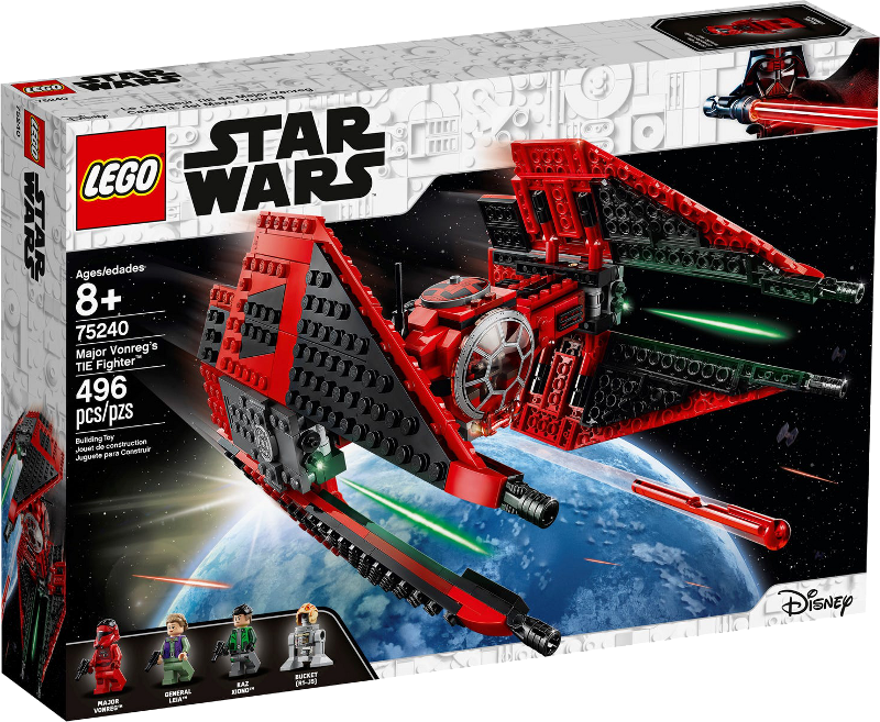 LEGO® Star Wars™ 75240 - Major Vonreg's TIE Fighter™