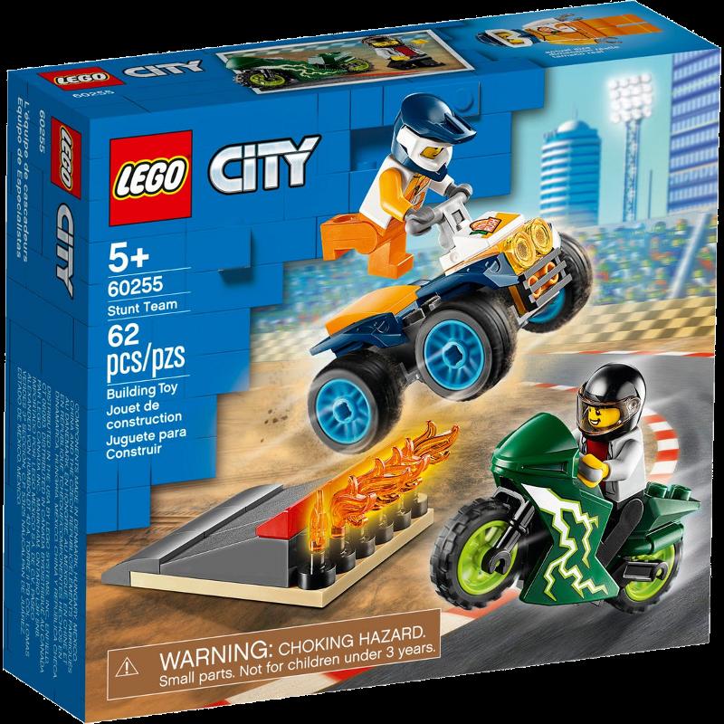 LEGO® City 60255 - Stunt-Team