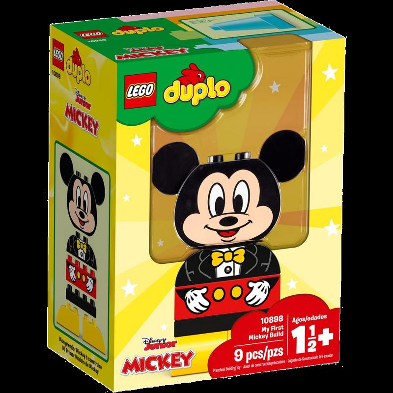 LEGO® DUPLO® 10898 - Meine erste Micky Maus