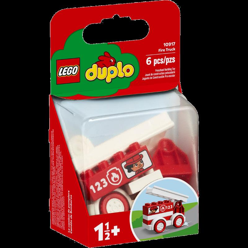 LEGO® DUPLO® 10917 - Mein erstes Feuerwehrauto