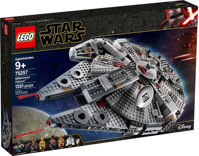 LEGO® Star Wars™ 75257 - Millennium Falcon™