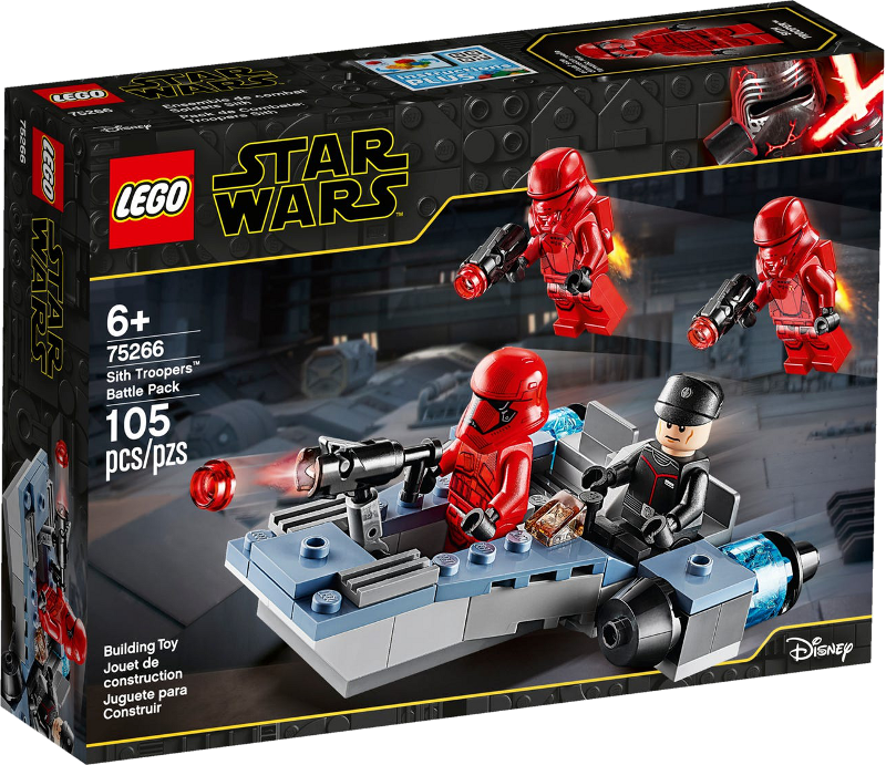 LEGO® Star Wars™ 75266 - Sith Troopers™ Battle Pack