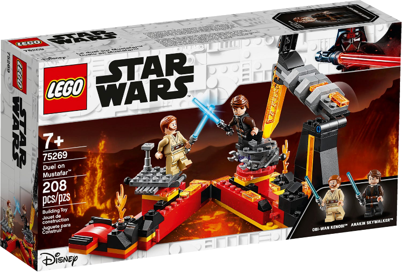 LEGO® Star Wars™ 75269 - Duell auf Mustafar™