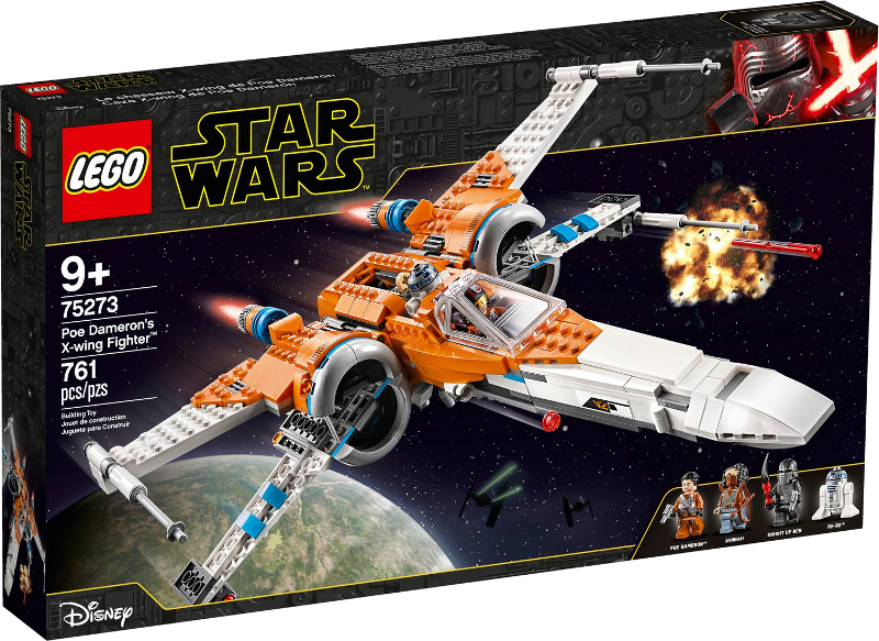 LEGO® Star Wars™ 75273 - Poe Damerons X-Wing Starfighter™