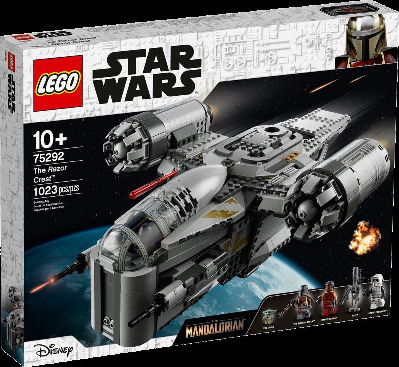 LEGO® Star Wars™ 75292 - The Mandalorian™ – Transporter des Kopfgeldjägers