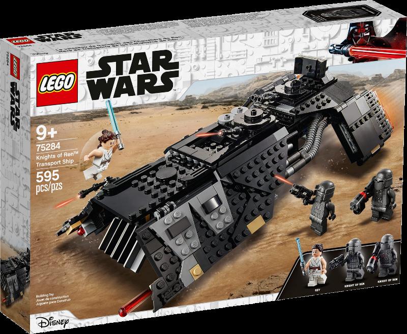 LEGO® Star Wars™ 75284 - Transportschiff der Ritter von Ren™
