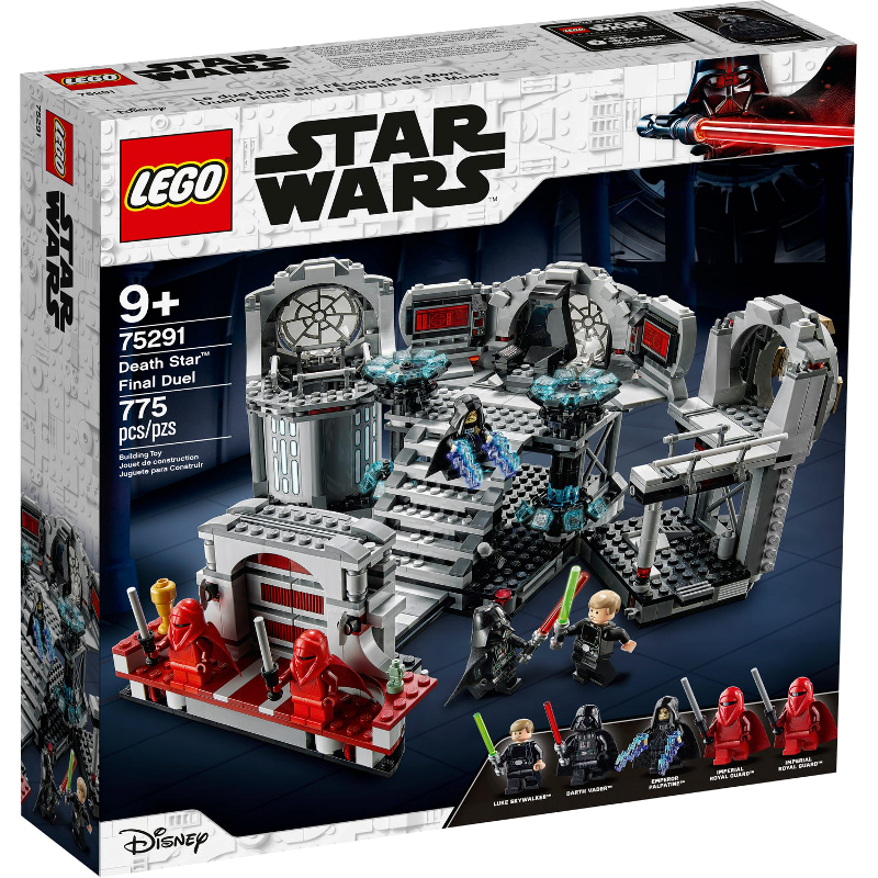 LEGO® Star Wars™ 75291 - Todesstern™ – Letztes Duell