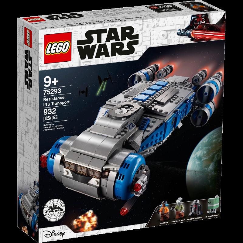LEGO® Star Wars™ 75293 - I-TS Transportschiff der Rebellen