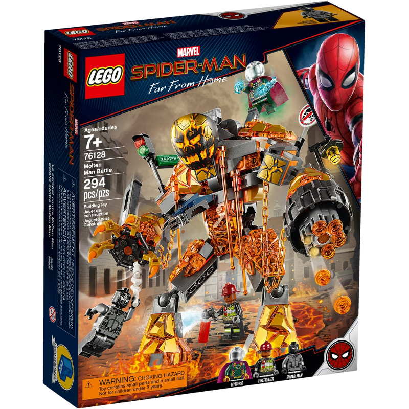 LEGO® Super Heroes 76142 - Avengers Speeder-Bike Attacke