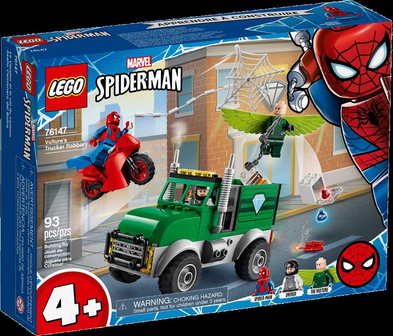 LEGO® Super Heroes 76147 - Vultures LKW-Überfall