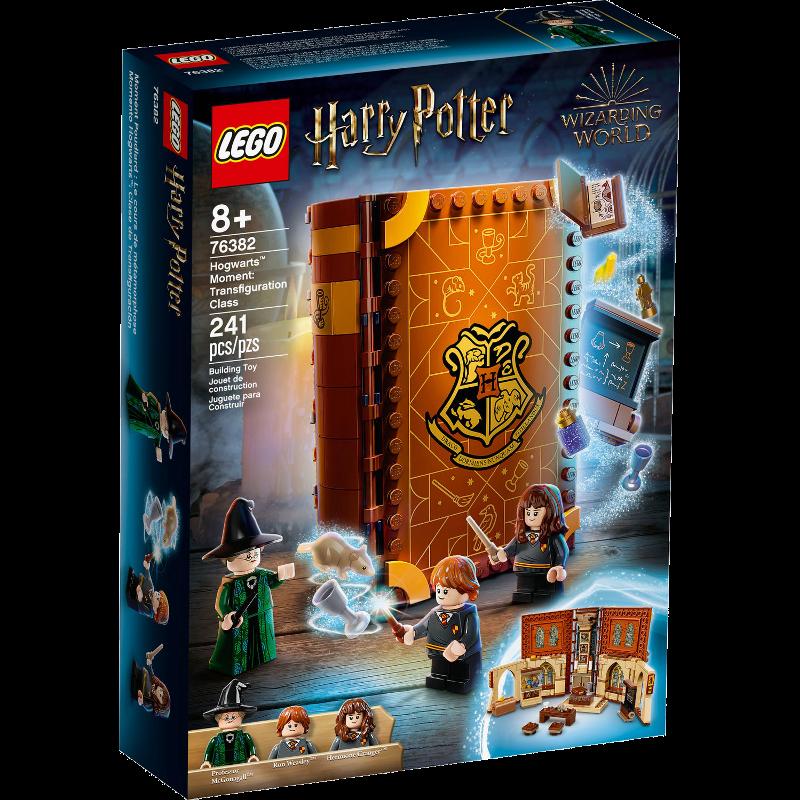 LEGO® Harry Potter™ 76382 - Hogwarts™ Moment: Verwandlungsunterricht