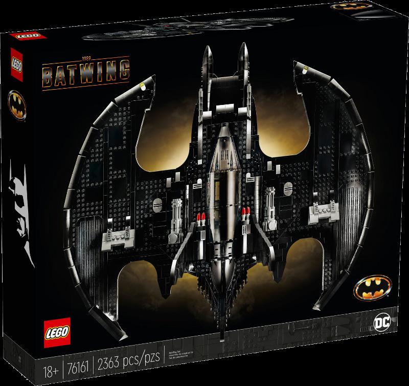 LEGO® Super Heroes 76161 - 1989 Batwing