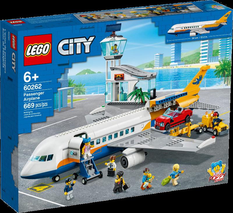 LEGO® City 60262 - Passagierflugzeug
