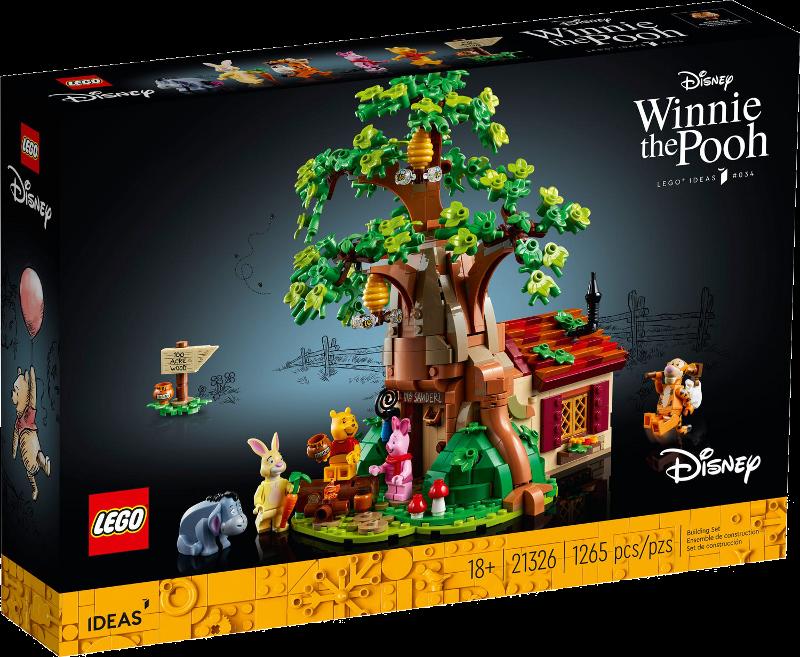 LEGO® Ideas 21326 - Winnie Puh