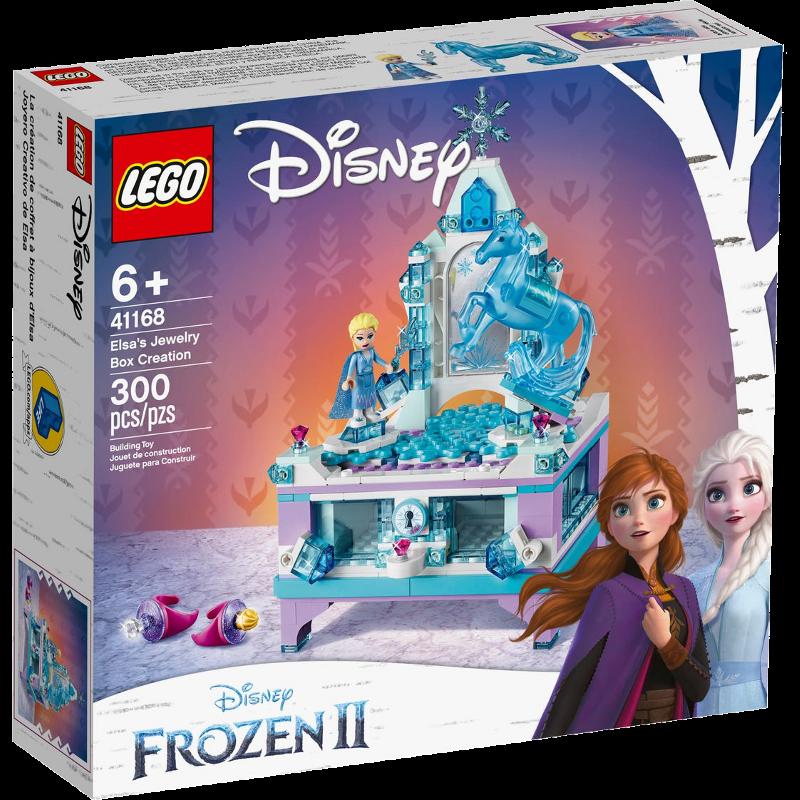LEGO® Disney Princess 41168 - Elsas Schmuckkästchen