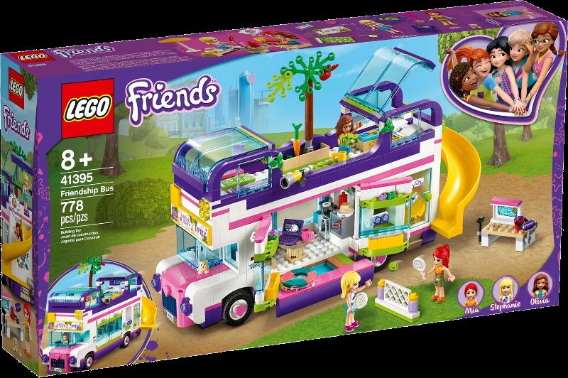 LEGO® Friends 41395 - Freundschaftsbus