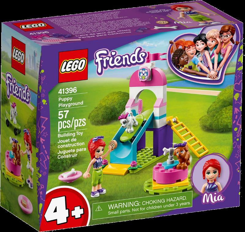 LEGO® Friends 41396 - Welpenspielplatz