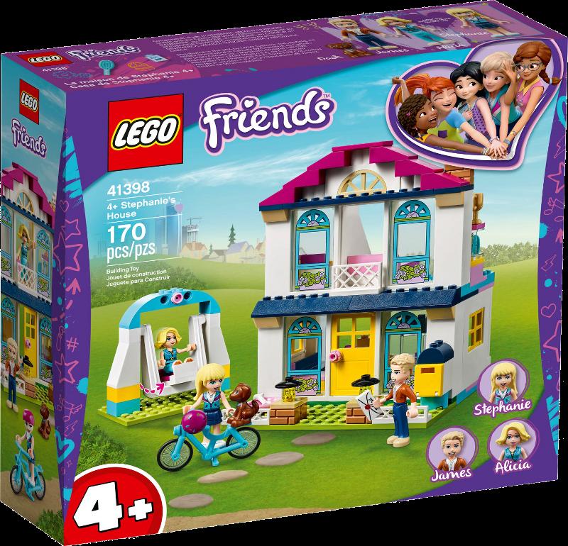LEGO® Friends 41398 - Stephanies Familienhaus