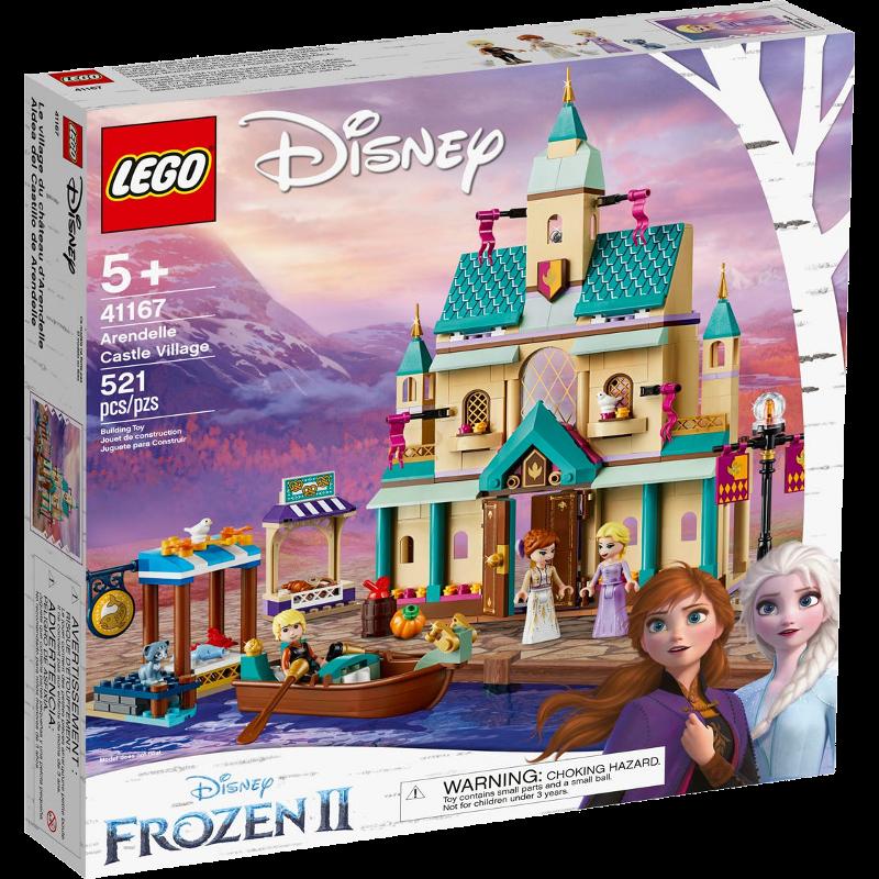 LEGO® Disney Princess 41167 - Schloss Arendelle