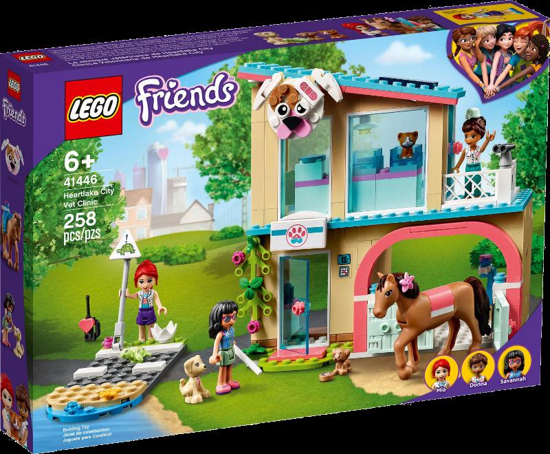 LEGO® Friends 41446 - Heartlake City Tierklinik