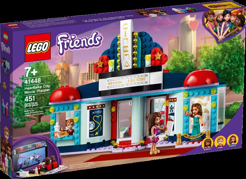 LEGO® Friends 41448 - Heartlake City Kino