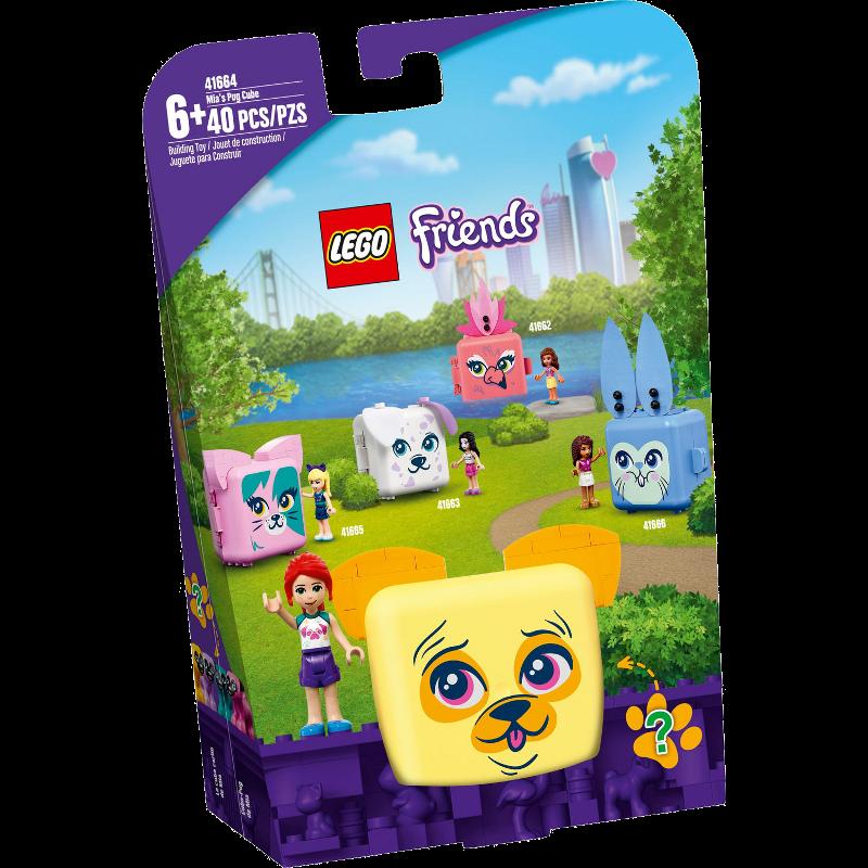 LEGO® Friends 41664 - Mias Mops-Würfel