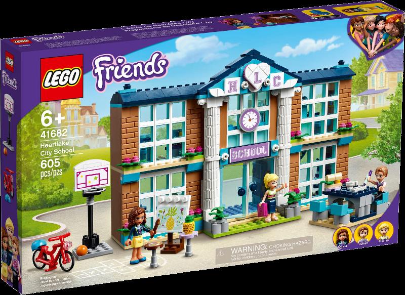 LEGO® Friends 41682 - Heartlake City Schule