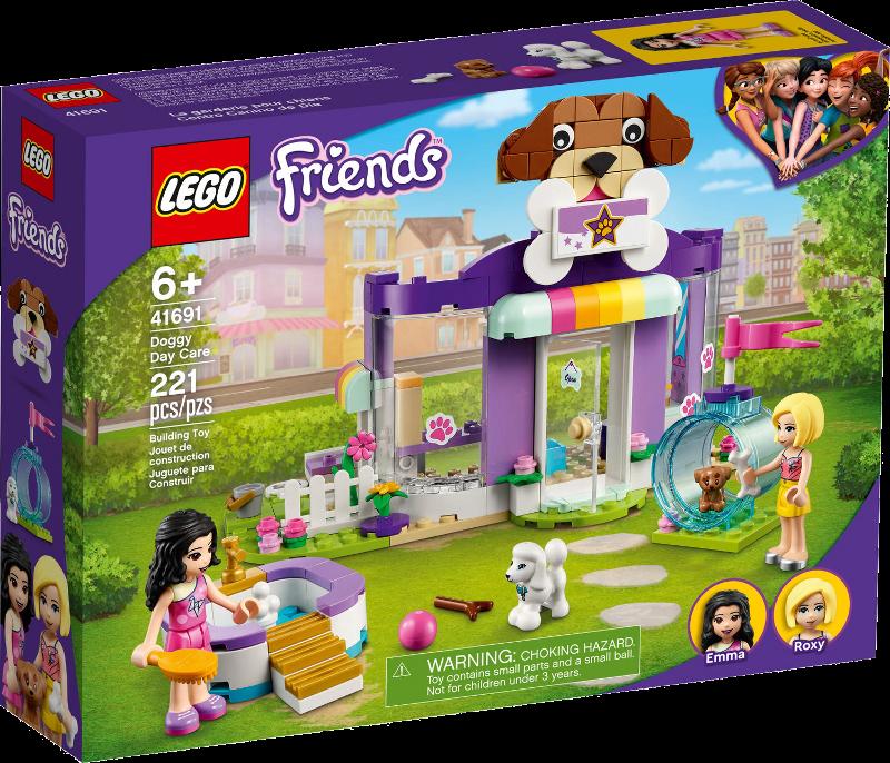 LEGO® Friends 41691 - Hundetagespflege