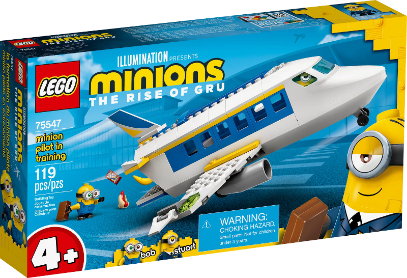 LEGO® Minions 75547 - Minions Flugzeug