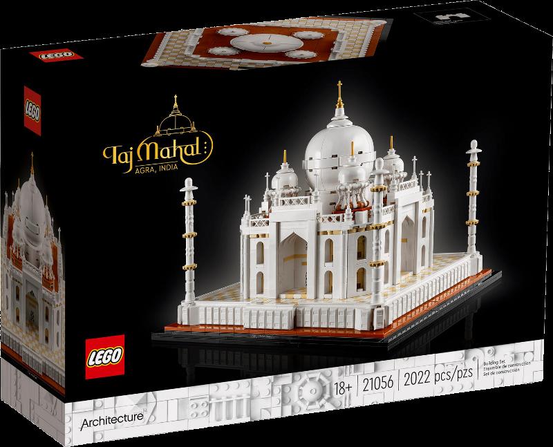 LEGO® Architecture 21056 - Taj Mahal