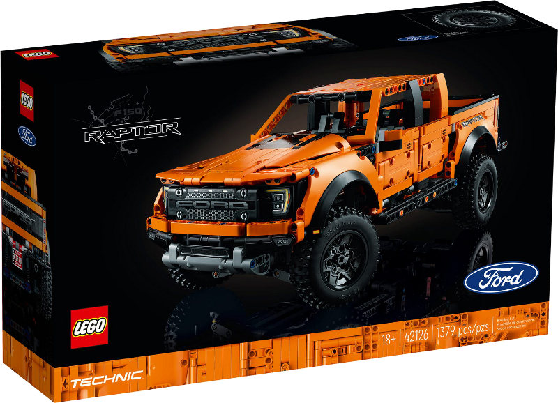 LEGO® Technic 42126 - Ford® F-150 Raptor