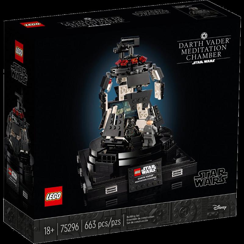LEGO® Star Wars™ 75296 - Darth Vader™ Meditationskammer