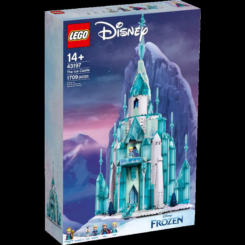 LEGO® Disney Princess 43197 - Der Eispalast