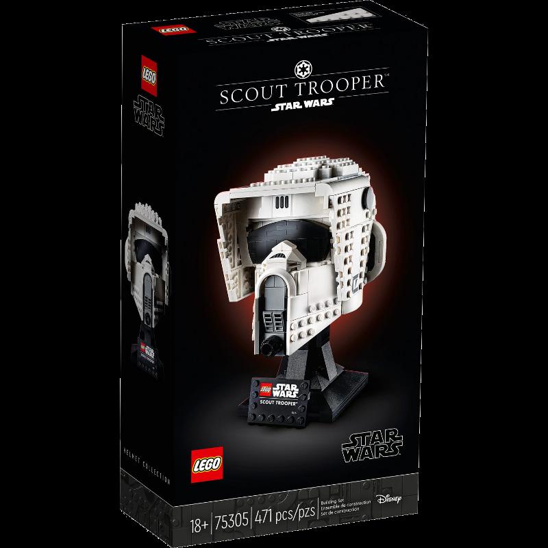 LEGO® Star Wars™ 75305 - Scout Trooper™ Helm