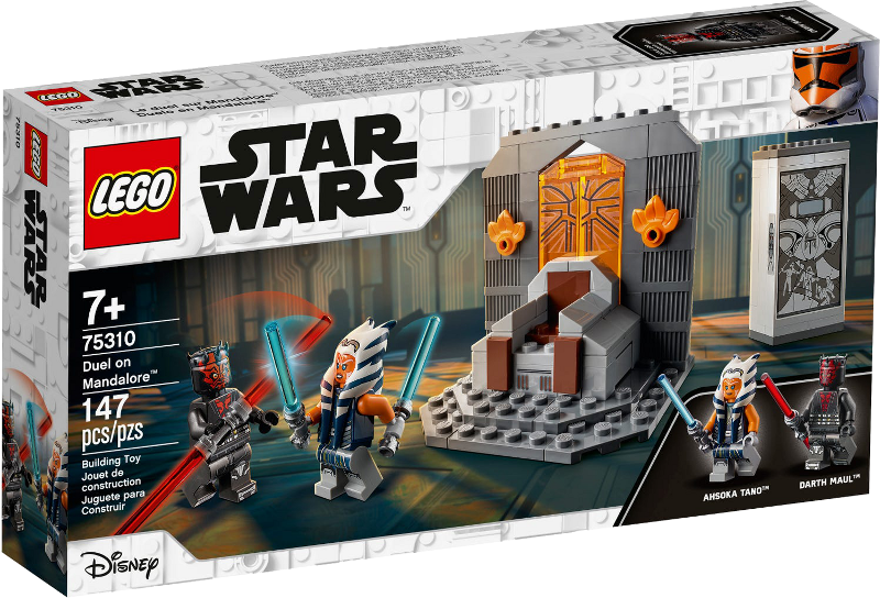 LEGO® Star Wars™ 75310 - Duell auf Mandalore™