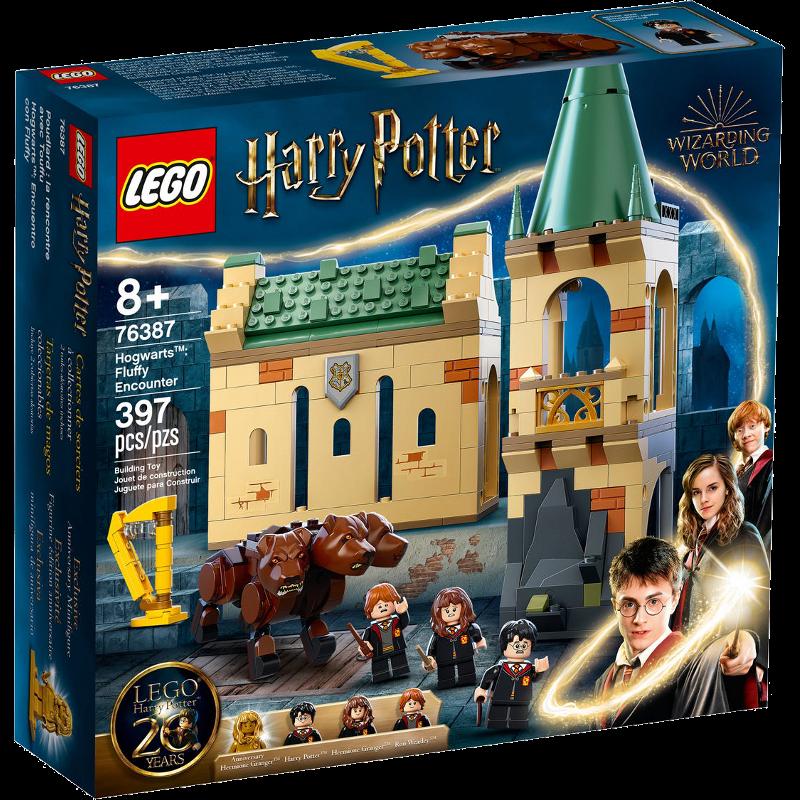 LEGO® Harry Potter™ 76387 - Hogwarts™: Begegnung mit Fluffy