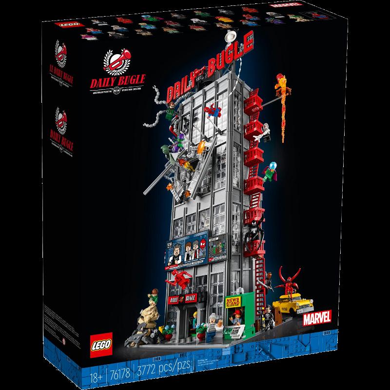 LEGO® Super Heroes 76178 - Daily Bugle