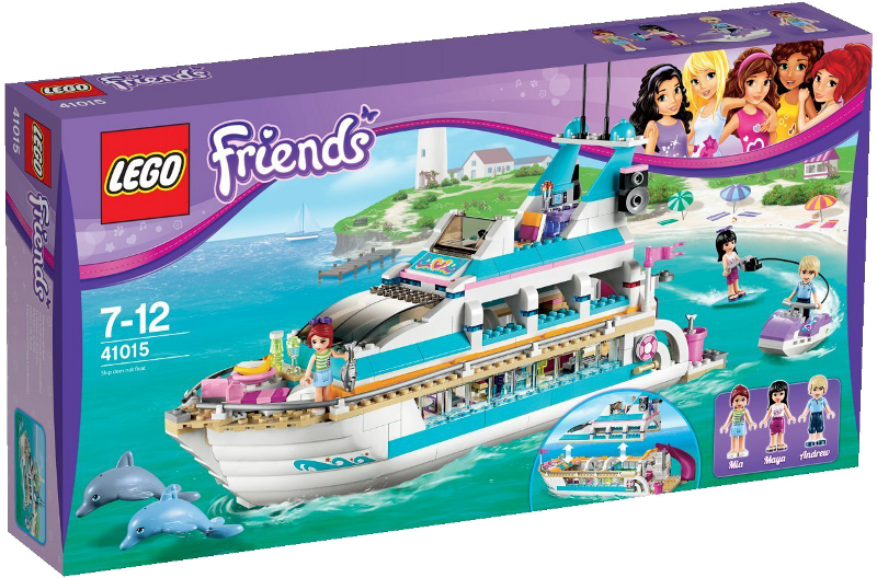 LEGO® Friends 41015 - Yacht