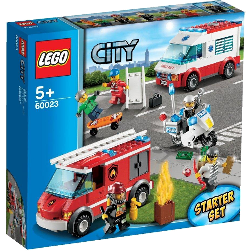 LEGO® City 60023 - Starter-Set