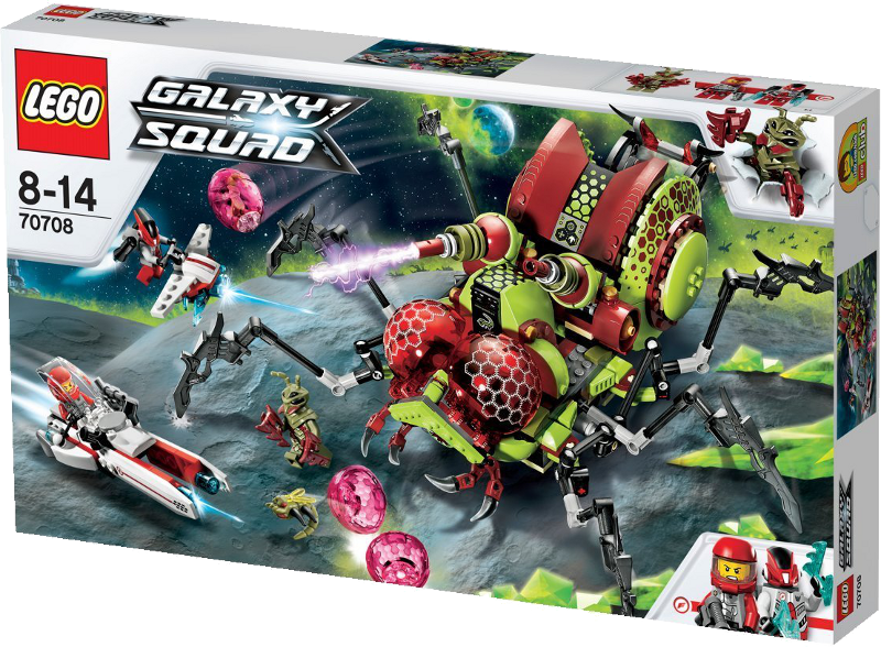 LEGO® Galaxy Squad 70708 - Insektenkönigin