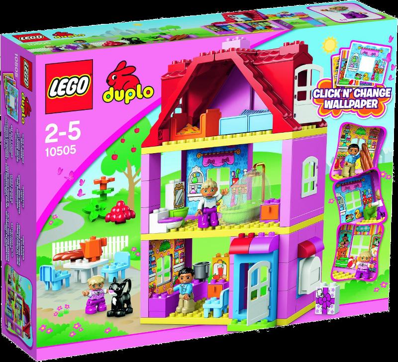 LEGO® DUPLO® 10505 - Familienhaus