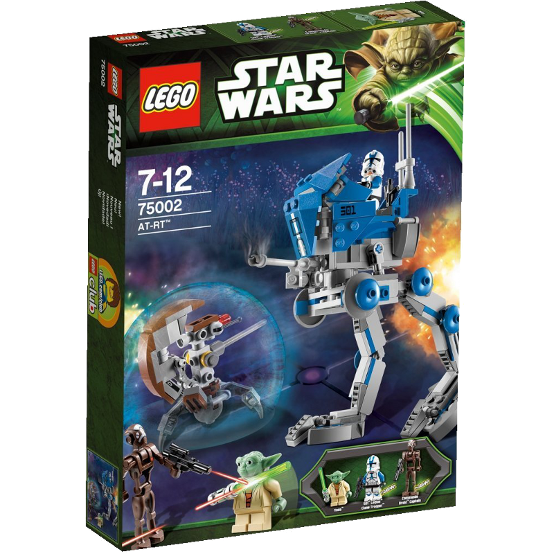 LEGO® Star Wars 75002 - AT-RT