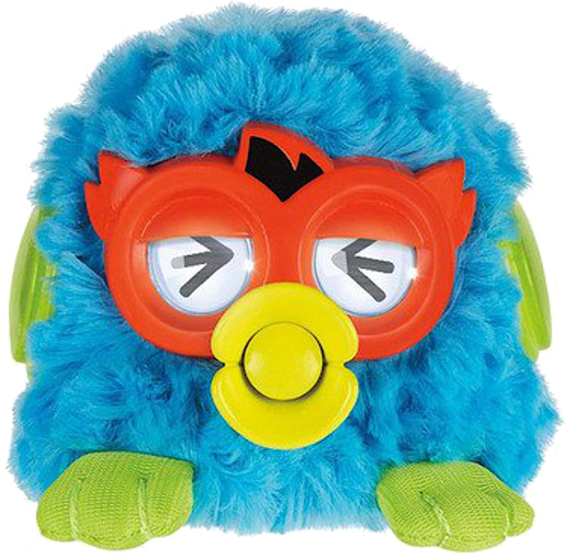 Hasbro Furby A3192 - Party Rockers Twittby - türkis/rot
