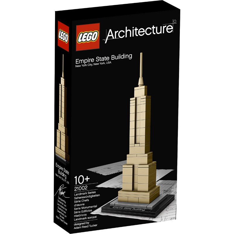 LEGO® Architecture 21002 - Empire State Building