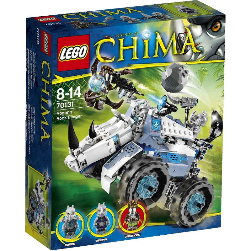 LEGO® Legends of Chima™ 70131 - Rogons Nashorn-Cruiser
