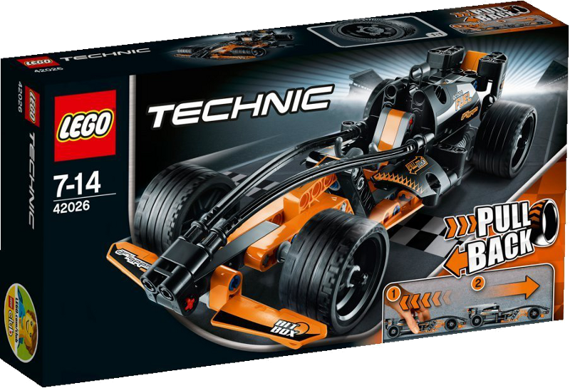 LEGO® Technic 42026 - Action Racer